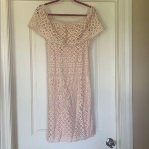 Off the Shoulder dress!